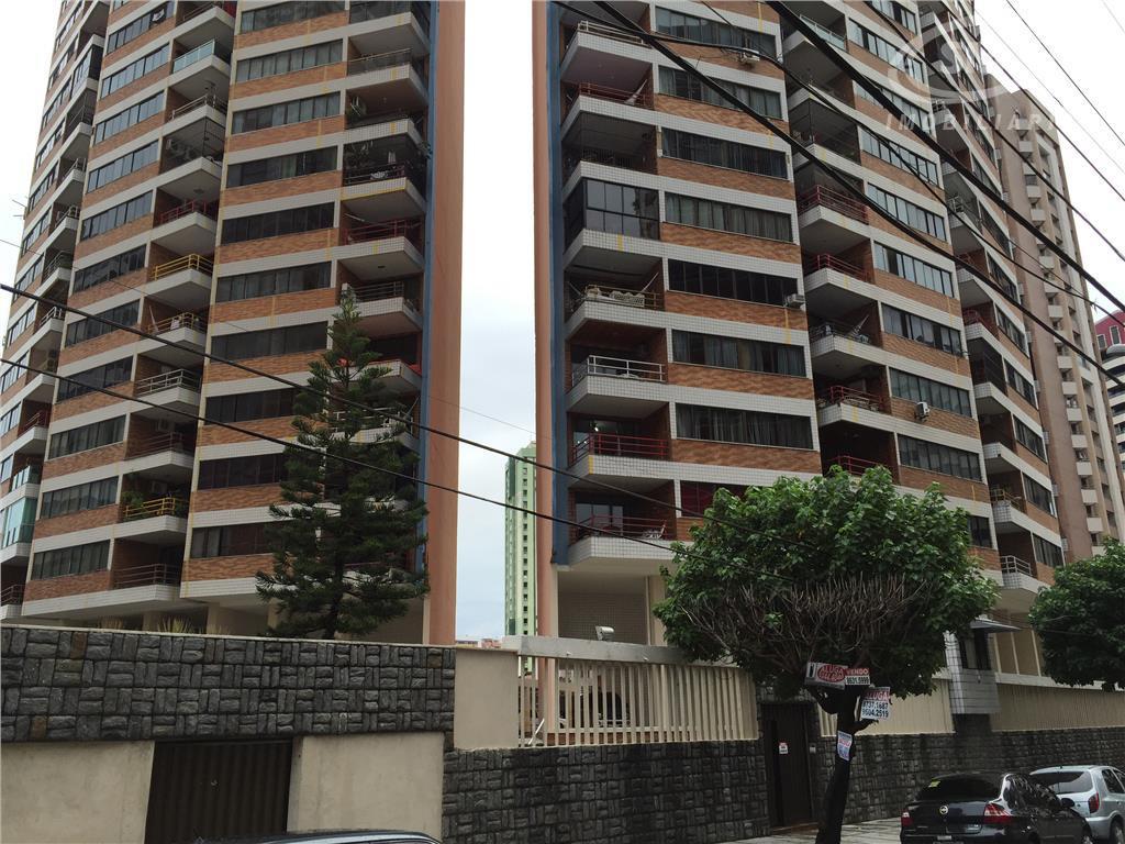 Apartamento  cobertura à venda, Beira-Mar, Fortaleza.
