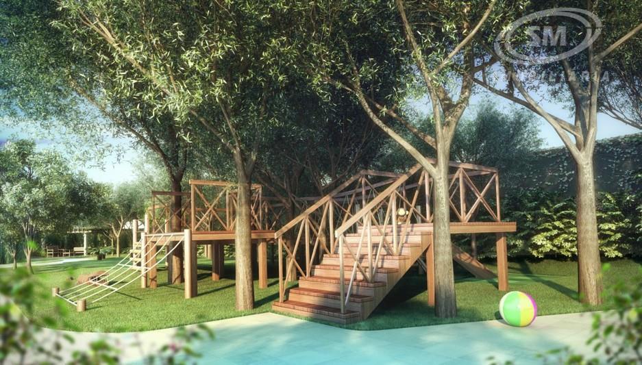 living resort - torre santoriniapartamento com 116m²04 quartos sendo 03 suítessala 2 ambientescozinha, área de serviçosalão...