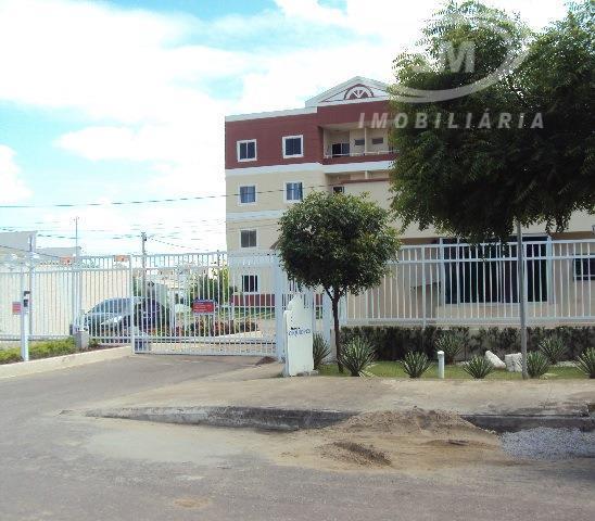 Apartamento  residencial para locação, Pedras, Fortaleza.