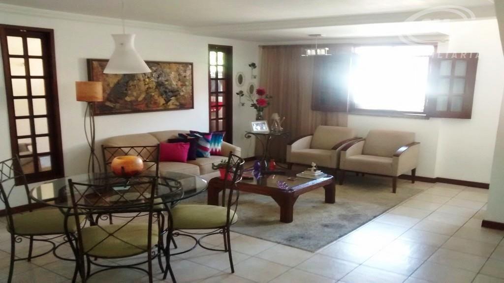 casa duplex em condominio com 170m² com:03 suítes, uma com closet02 quartos02 salas03 vagaswc socialvarandacopacozinhadespensaárea de...
