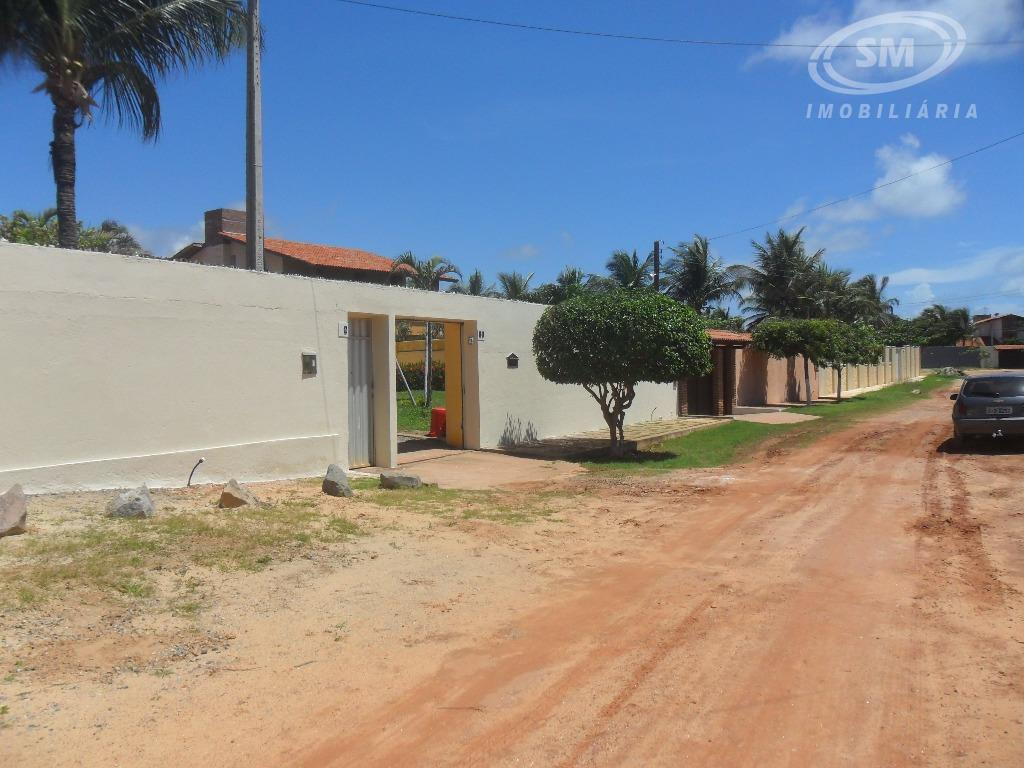 Casa residencial à venda, Porto das Dunas, Aquiraz - CA0336.