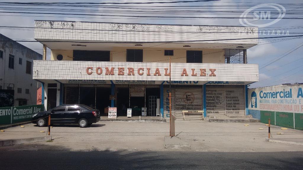 Prédio comercial à venda, Messejana, Fortaleza.
