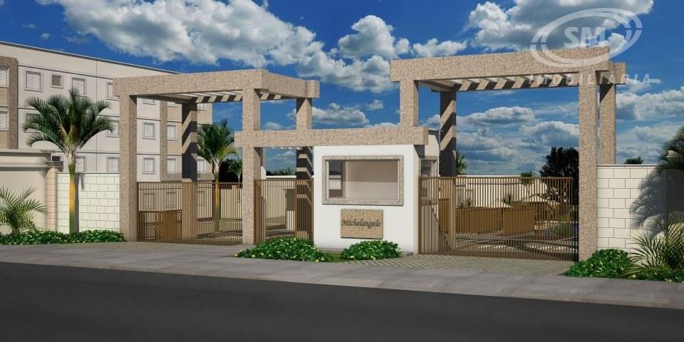 apartamento com 41,85 m²02 quartos01 banheiro socialsala de estar e jantarcozinhaárea de serviçoárea comum do condomínio...