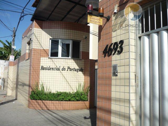 Apartamento  residencia do Portuuêsl à venda, Damas, Fortaleza.