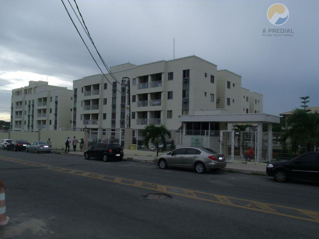 Apartamento residencial à venda, Messejana, Fortaleza - AP0246.