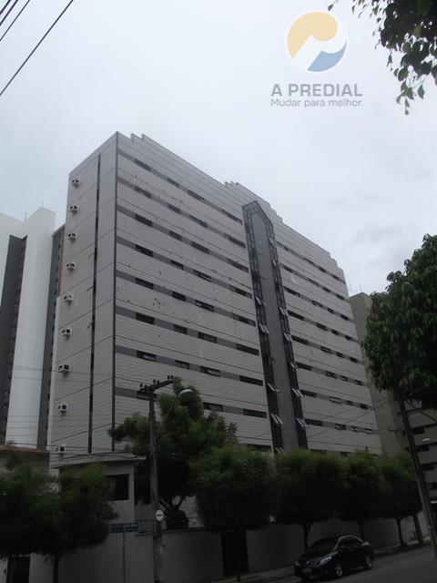 Apartamento residencial à venda, Aldeota, Fortaleza - AP1730.