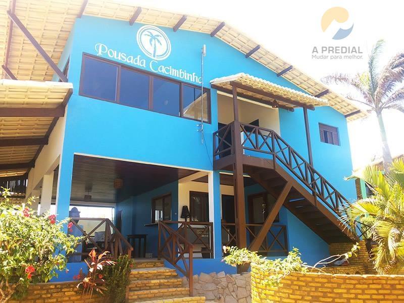 Pousada comercial à venda, Pipa, Tibau do Sul.