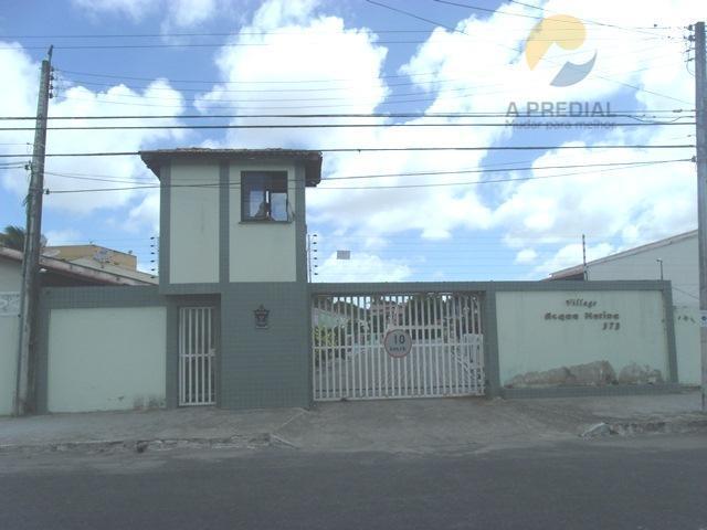Casa 3 quartos + hidromassagem à venda, Cidade dos Funcionários, Fortaleza - CA0689.