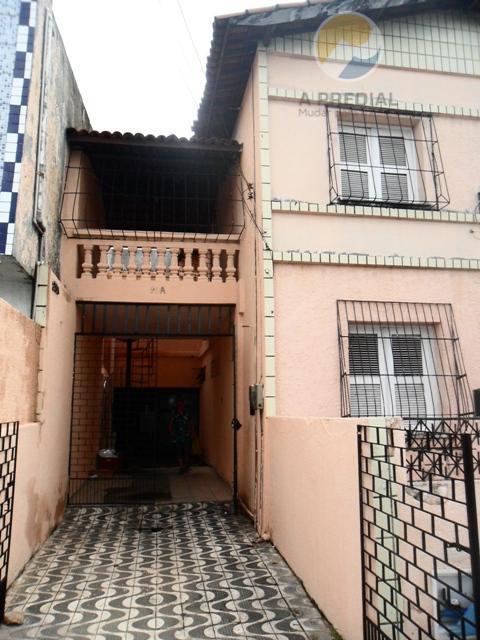 Casa  residencial para locação, Farias Brito, Fortaleza.