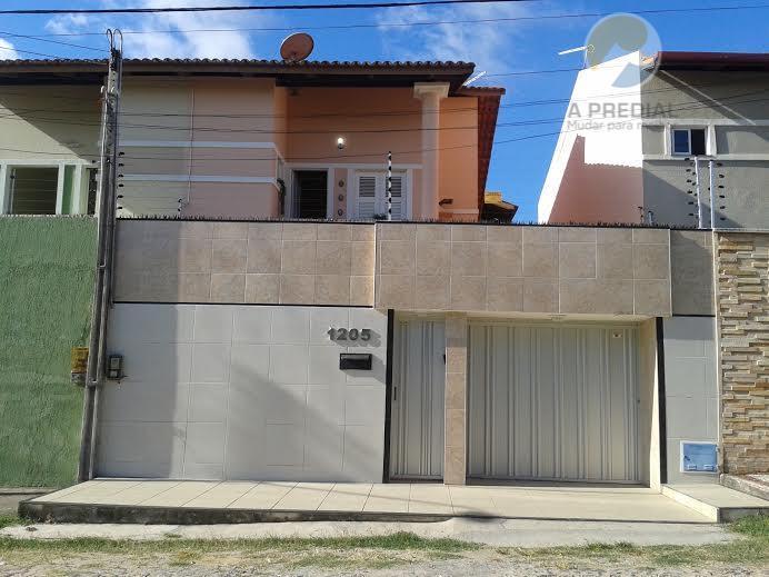 Casa residencial à venda, Água Fria, Fortaleza.