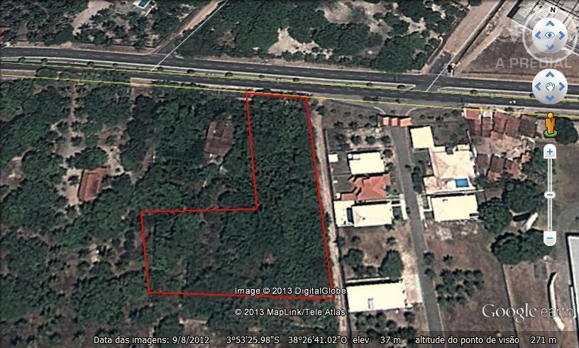 Terreno residencial à venda, Jacundá, Eusébio.