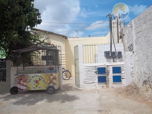 Casa  residencial para locação, Centro, Fortaleza.