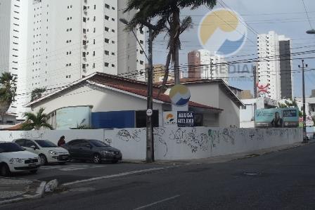 Casa  comercial para locação, Meireles, Fortaleza.