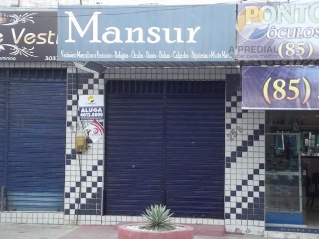 Loja  comercial para locação, Bom Futuro, Fortaleza.
