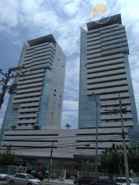 Sala  comercial para locação, Papicu, Fortaleza.