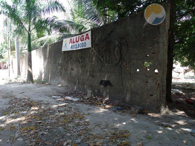 Terreno  comercial para locação, Parque Manibura, Fortaleza.