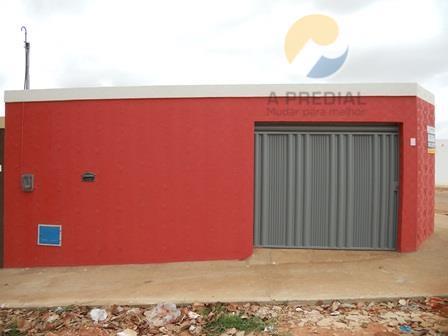 Casa  residencial para locação, Novo Juazeiro, Juazeiro do Norte.