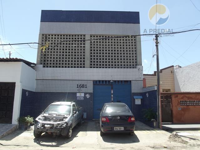 Ponto  comercial para locação, Centro, Fortaleza.