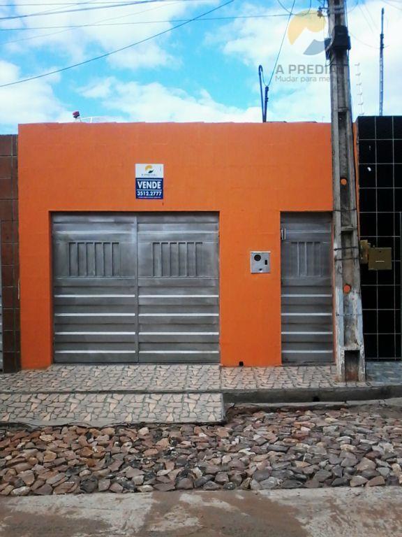 Casa  à venda com 2 quartos e garagem , Antônio Vieira, Juazeiro do Norte.