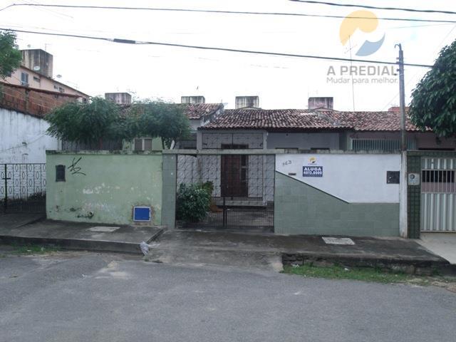 Casa  residencial para locação, Henrique Jorge, Fortaleza.