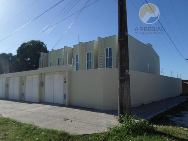 Casa  residencial para locação, Jangurussu, Fortaleza.