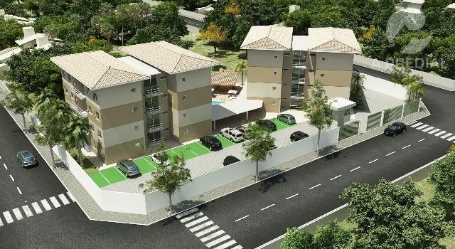 Apartamento  residencial à venda, Pajuçara, Maracanaú.