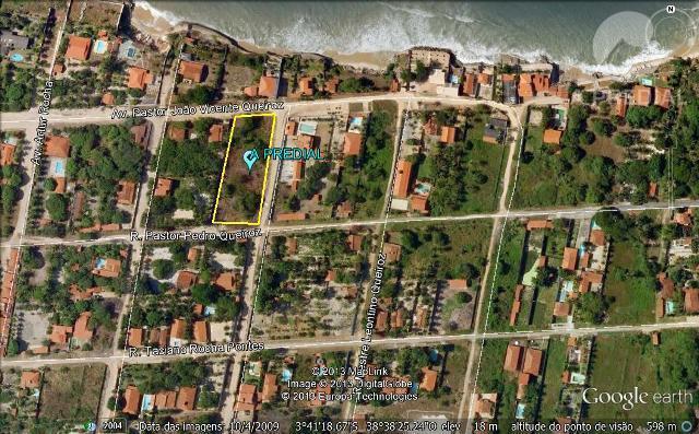 Terreno  residencial à venda, Pacheco, Caucaia.