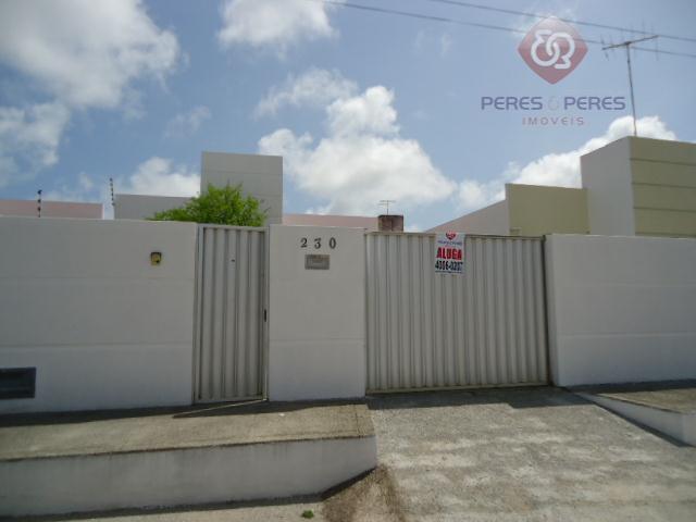 Casa residencial para locação, Nova Parnamirim, Parnamirim - CA0013.