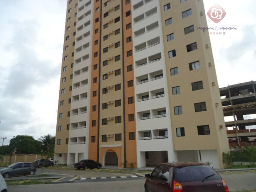 Apartamento  residencial para locação, Ponta Negra, Natal.