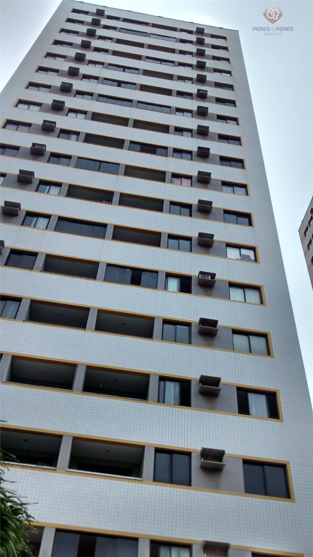 Apartamento com 2 dormitórios para alugar, 58 m² por R$ 1.100/mês - Lagoa Nova - Natal/RN