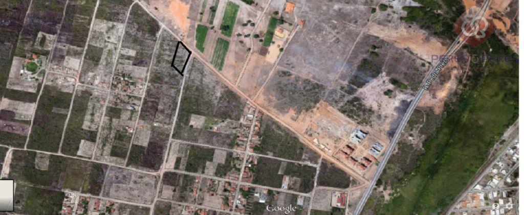 Terreno residencial à venda, Nova Parnamirim, Parnamirim.