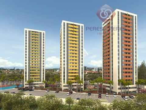 Apartamento residencial à venda, Nova Parnamirim, Parnamirim.