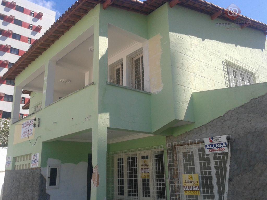 Casa comercial para locação, Petrópolis, Natal.