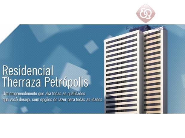 Apartamento residencial à venda, Petrópolis, Natal.