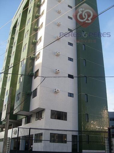 Apartamento  residencial à venda, Barro Vermelho, Natal.