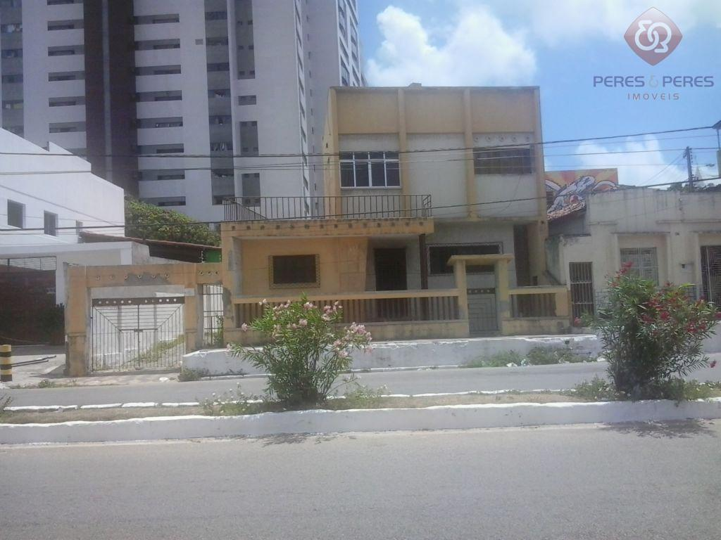Casa  residencial para locação, Petrópolis, Natal.