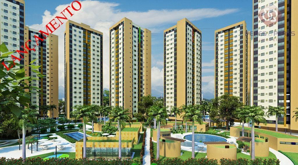 Apartamento  residencial à venda, Lagoa Nova, Natal.