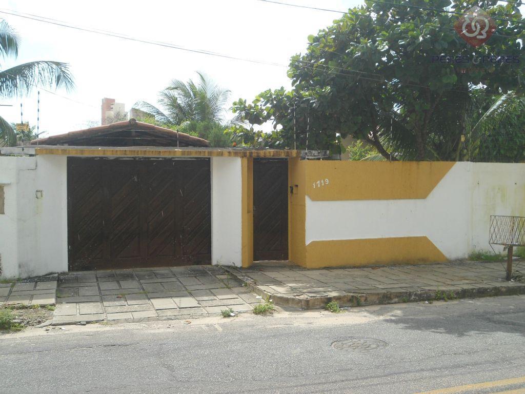 Casa  residencial à venda, Capim Macio, Natal.