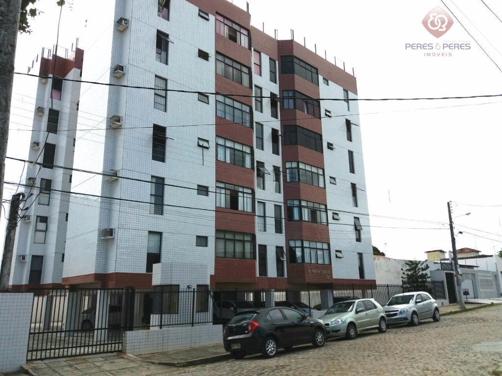 Apartamento residencial para locação, Barro Vermelho, Natal.