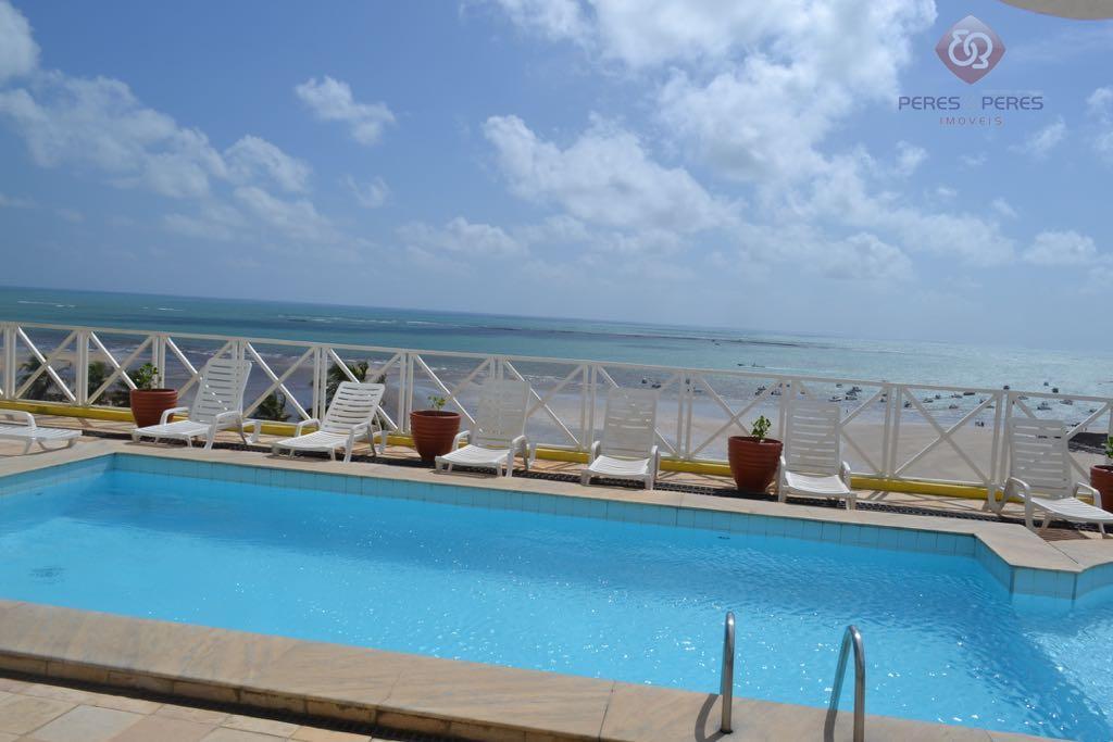 apartamento todo reformado e mobiliado com visual maravilhoso, na praia de pirangi, próximo ao cajueiro, área...