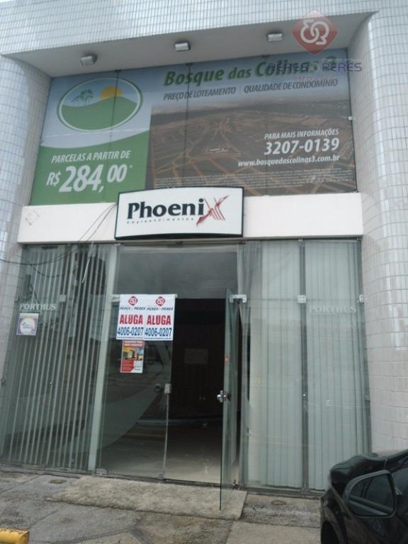 Loja comercial para locação, Ponta Negra, Natal.