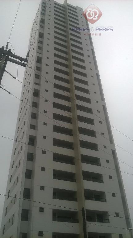 Apartamento com 3 dormitórios à venda, 99 m² por R$ 430.000 - Lagoa Nova - Natal/RN