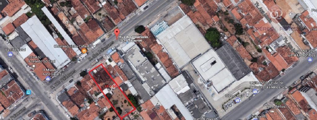 Casa comercial à venda, Alecrim, Natal.