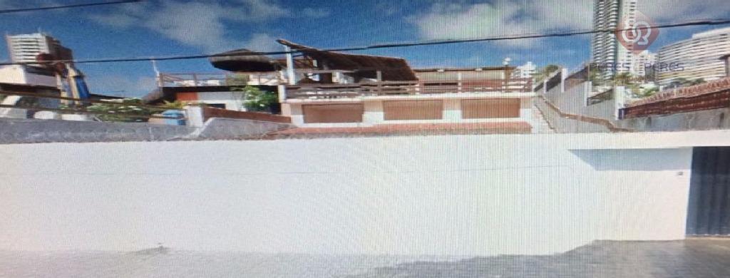 Casa residencial à venda, Ponta Negra, Natal.