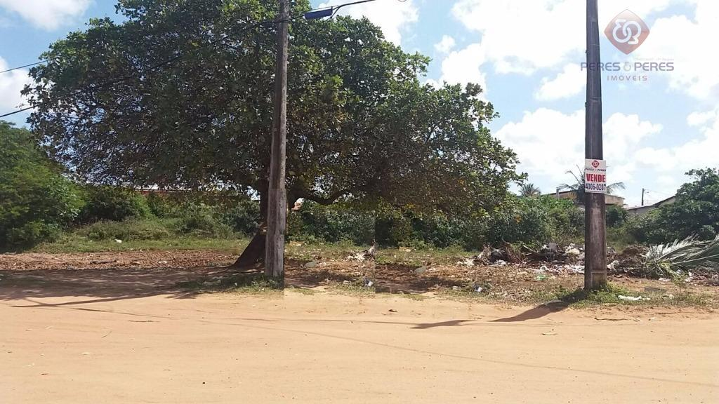 Terreno residencial à venda, Planalto, Natal.