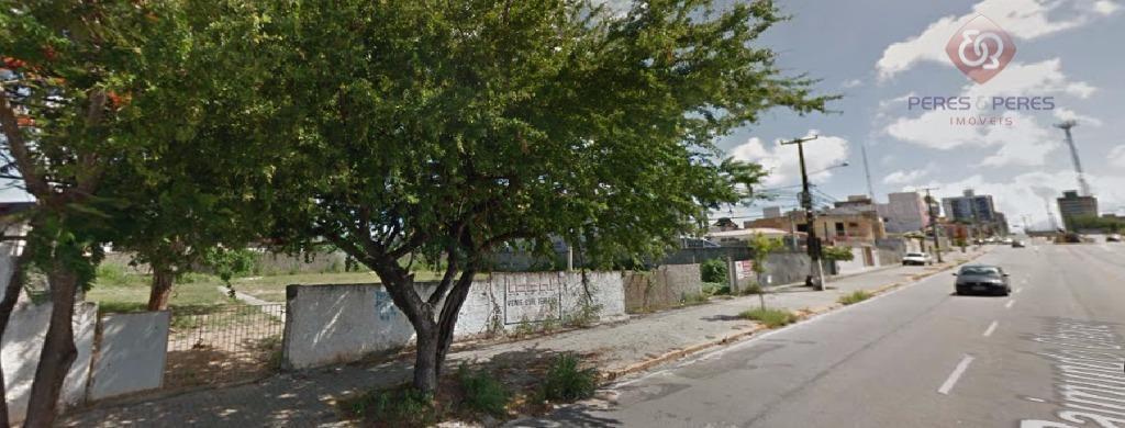 Terreno residencial à venda, Candelária, Natal.