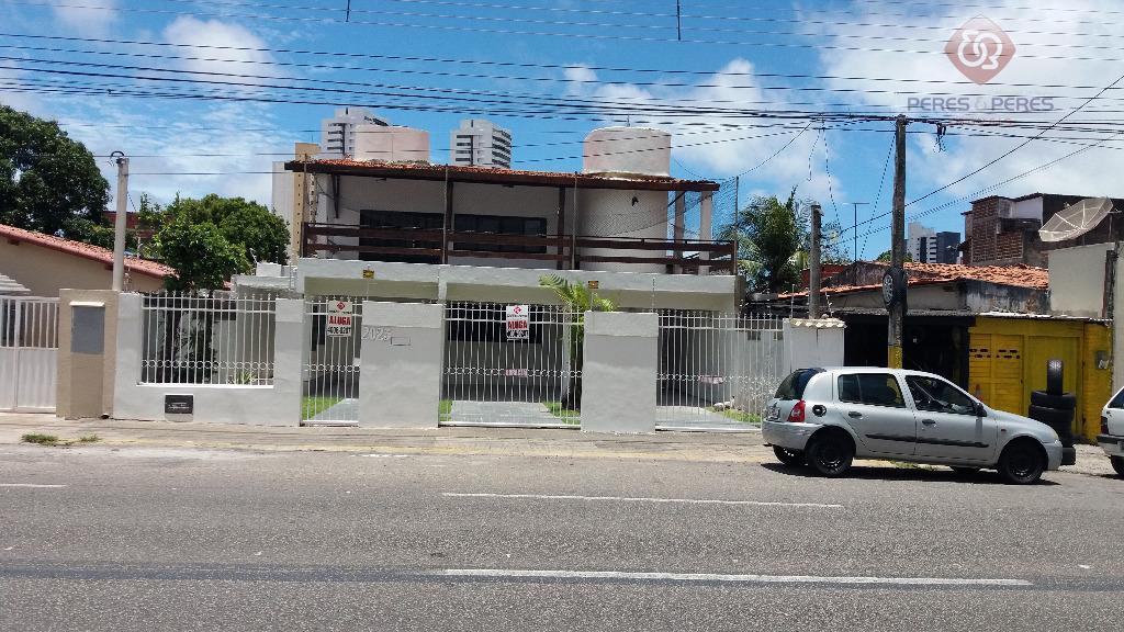 Casa comercial para venda e locação, Dix-Sept Rosado, Natal - CA0415.