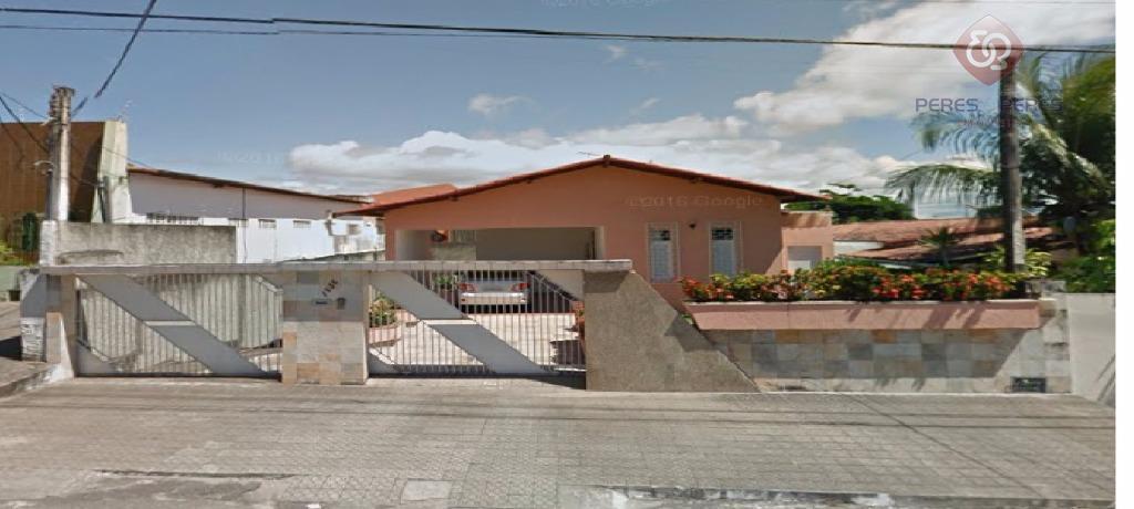 Casa residencial à venda, Lagoa Nova, Natal.