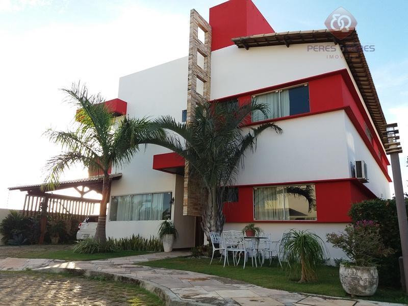 Casa residencial à venda, San Vale, Natal.