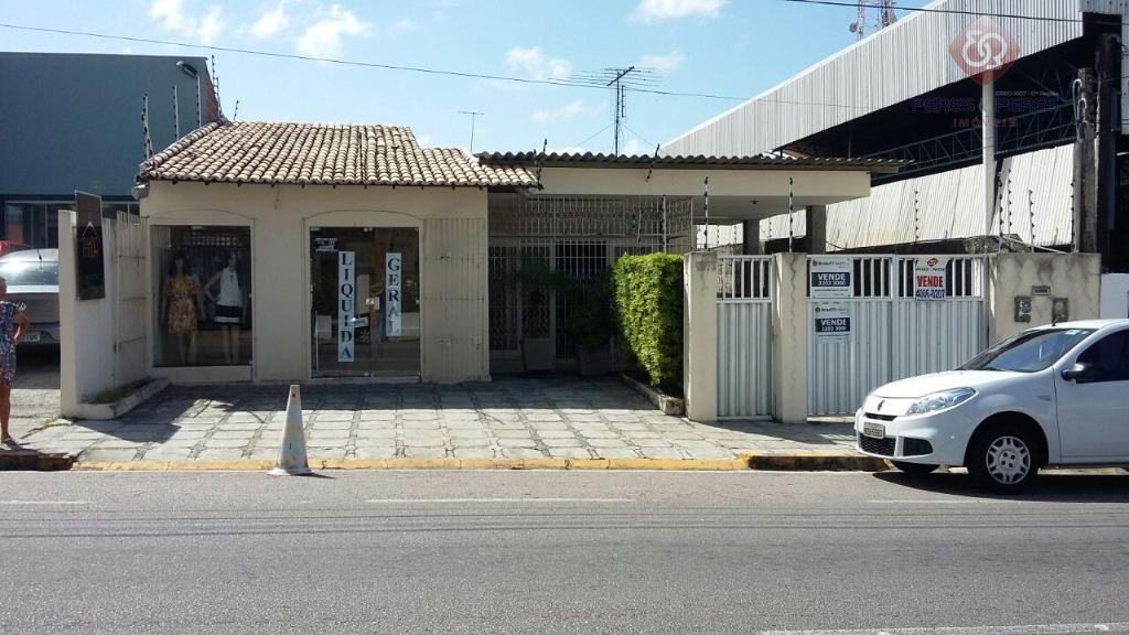 Casa residencial à venda, Alecrim, Natal.
